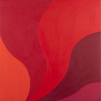 Michaeledes Red Variations 1967